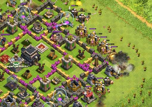 barch