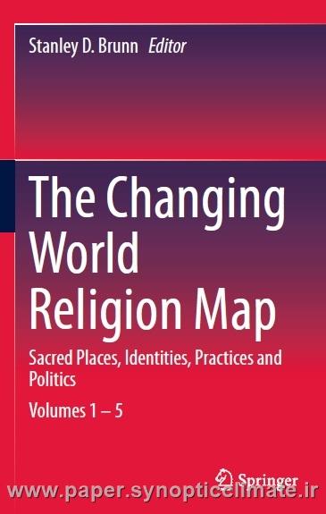 دانلود کتاب تغییر اشکال دین در جهان نویسنده: استنلی دی بروان