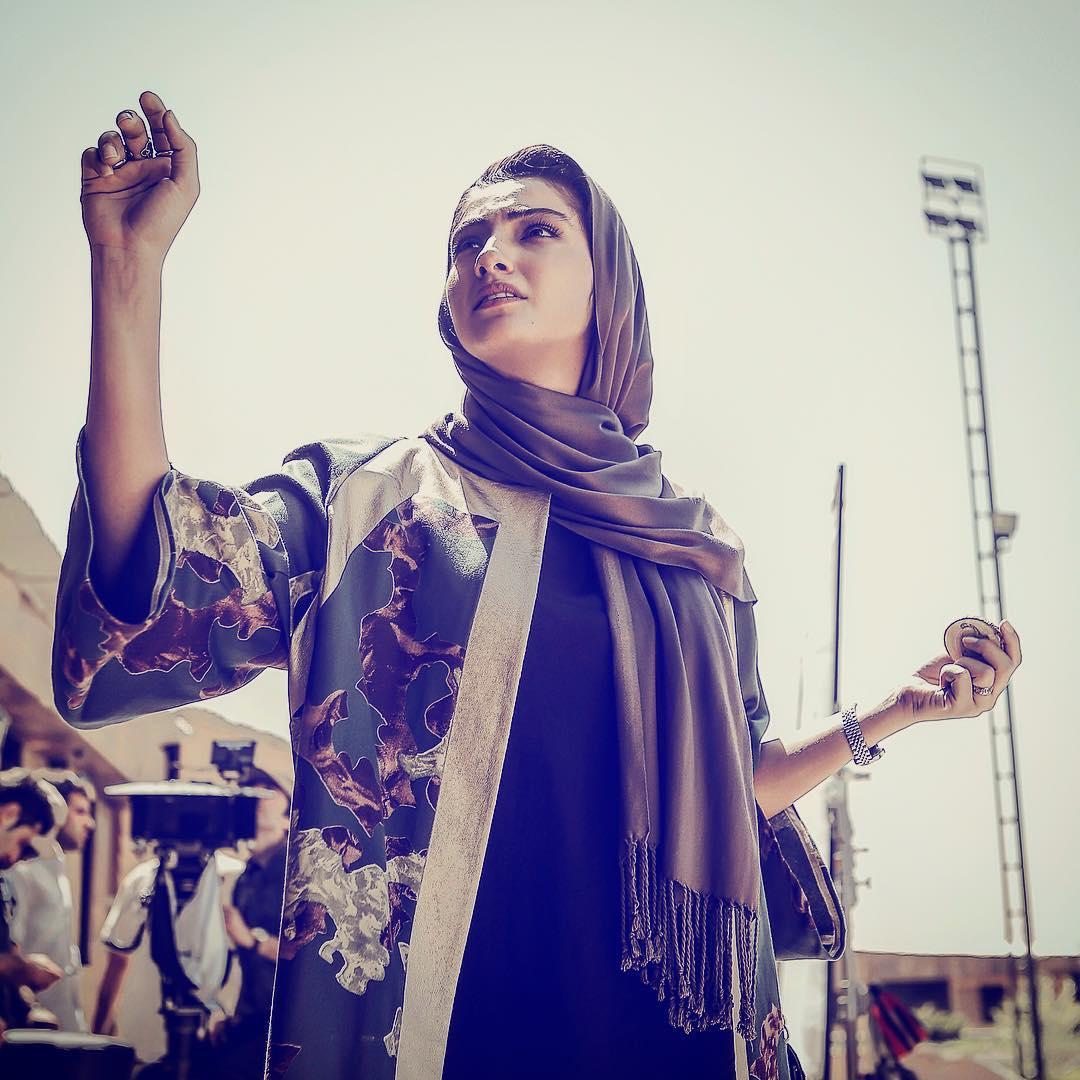 عکس زیبای محیا دهقانی