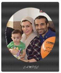 عکسهای شخصی و خانوادگی ماه چهره خلیلی