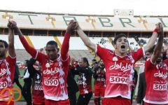 نتیجه خلاصه بازی و گلهای پرسپولیس راه آهن جمعه 24 اردیبهشت 95