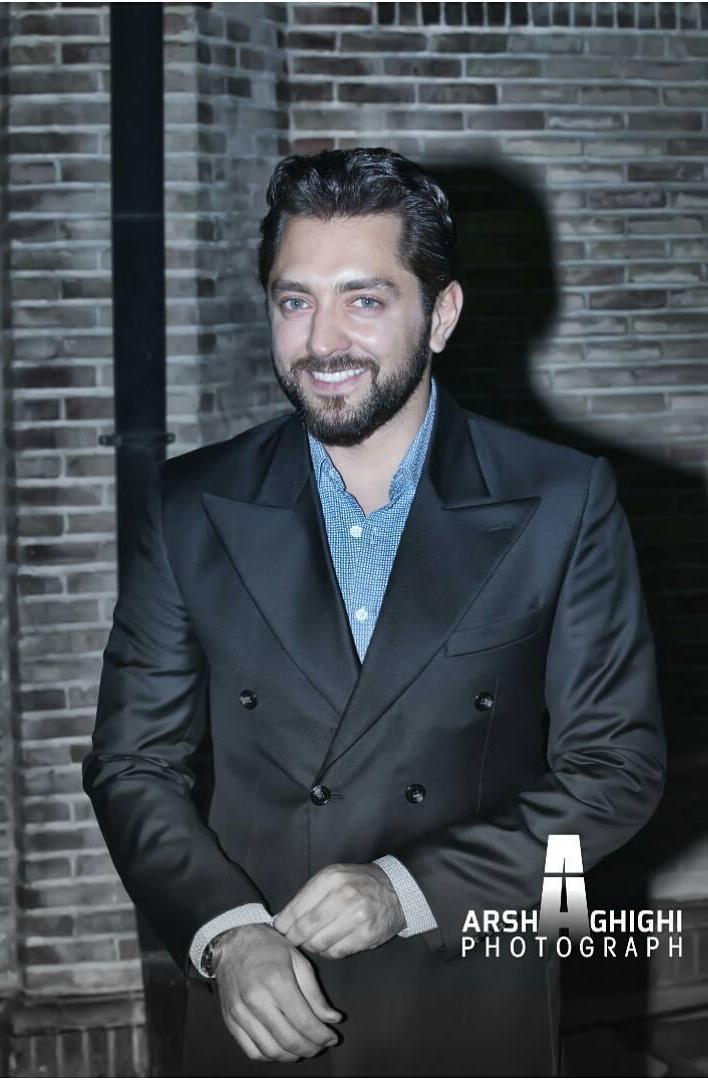 بهرام رادان در دومین جشن عکاسان سینما