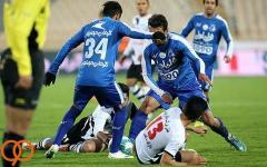 نتیجه بازی استقلال تهران و صبا 24 اردیبهشت 95+خلاصه و گلها