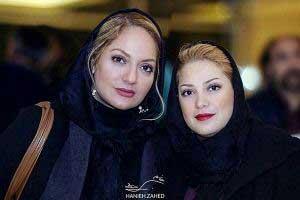 مهناز افشار و طناز طباطبایی با لباس عروس ! , اخبار فرهنگ وهنر عکس بازیگران