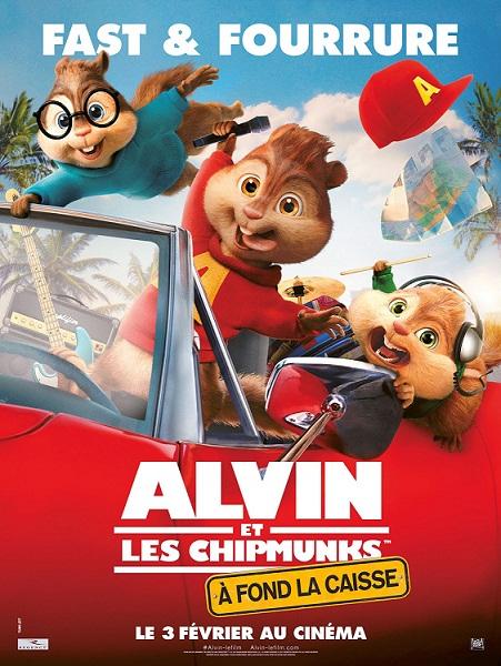 دانلود انیمیشن آلوین و سنجاب ها 4 با دوبله فارسی