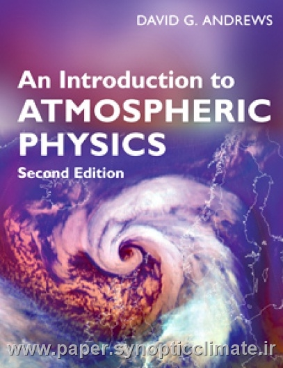 دانلود کتاب مقدمه ای بر فیزیک جو نویسنده دیوید اندروس