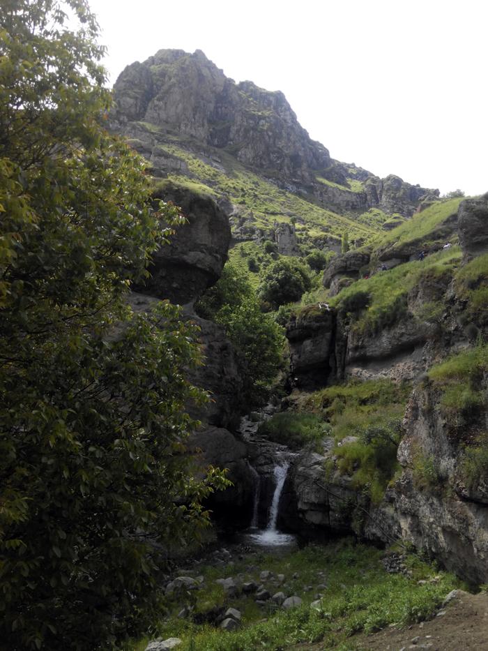 آبشارها روستای دومولی
