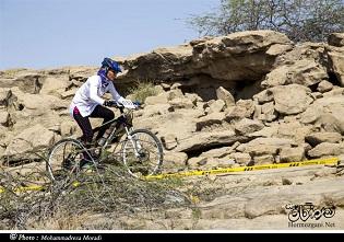 دومین دوره مسابقات دوچرخه سواری کوهستان بندرعباس