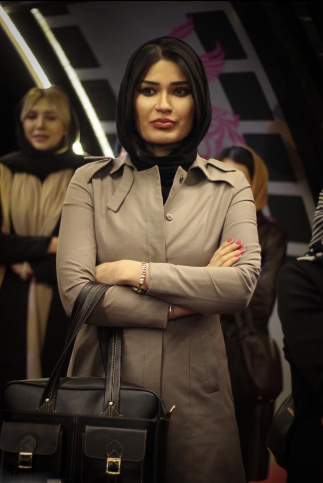 عکس شخصی شیوا طاهری