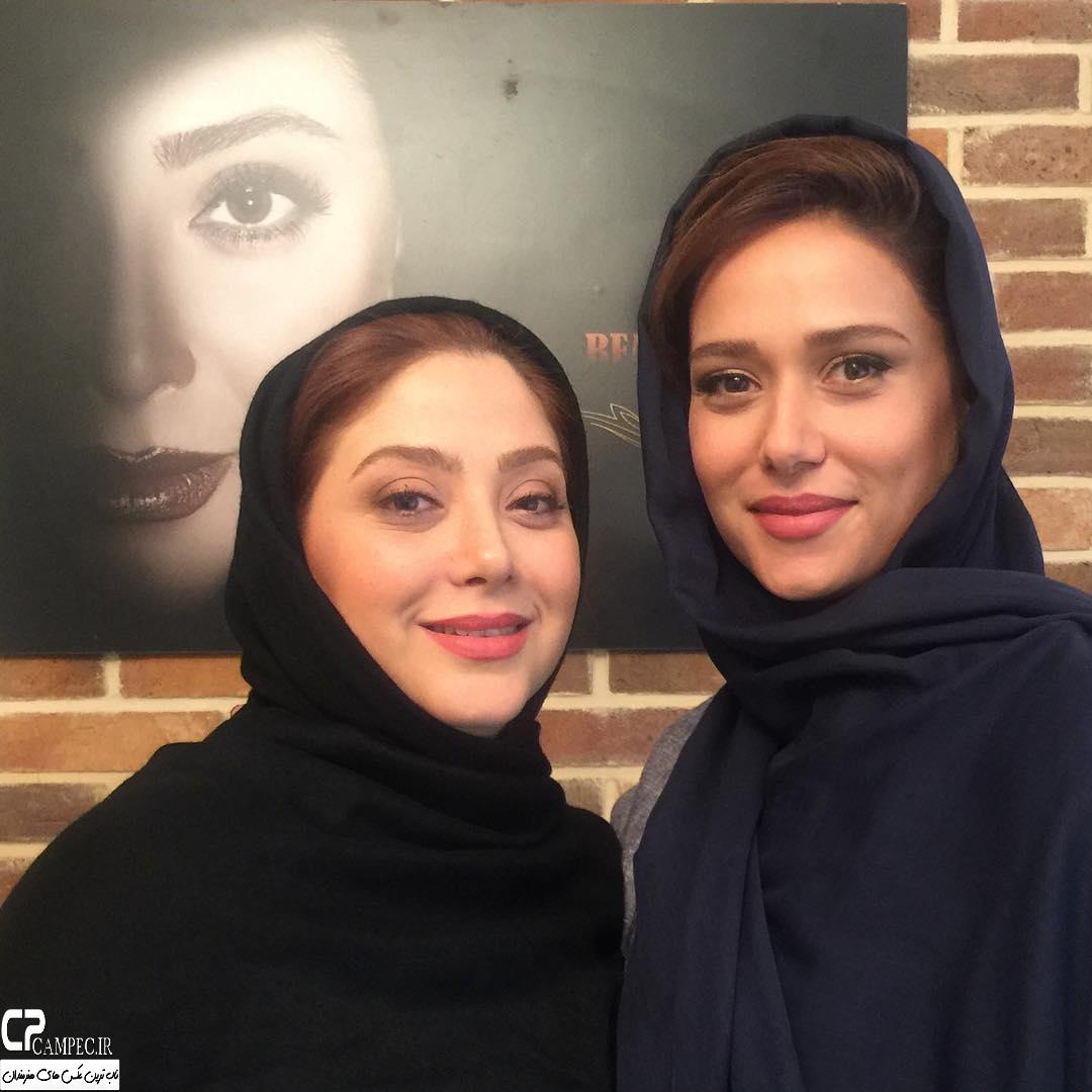 پریناز ایزدیار و مریم سلطانی