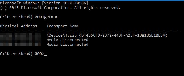 چگونه مک آدرس خود را در ویندوز تغییر دهیم؟ , کامپیوتر
