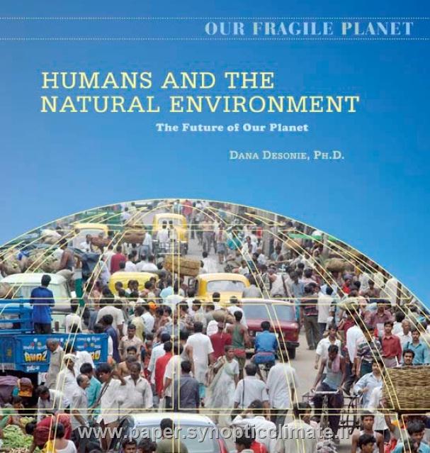 دانلود کتاب انسان و محیط زیست طبیعی دکتر دنی دسونی