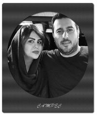 عکسهای جدید محسن کیایی با همسرش