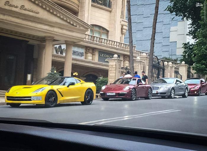 باور کنید این جا تهران است +عکس , اخبار گوناگون