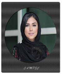 عکسهای هدی زین العابدین در جشن پایان سریال شهرزاد
