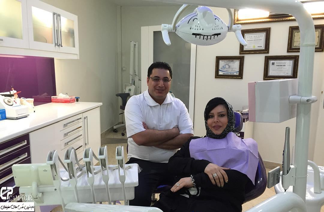 فلور نظری در مطب دندان پزشکی