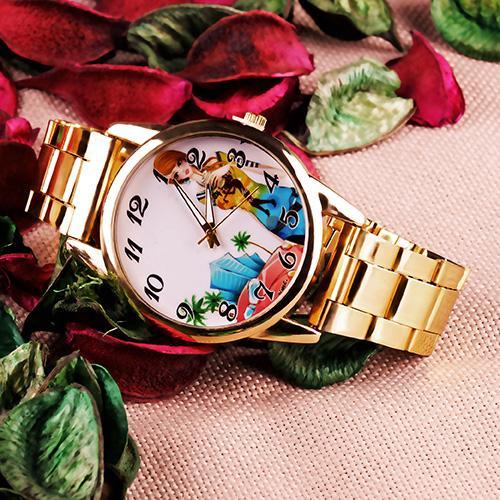 خرید ساعت دخترانه