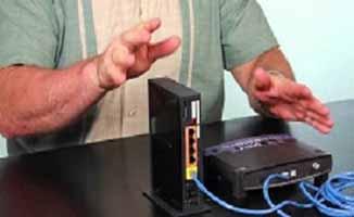 راهکار برای آنتندهی بهتر مودم Adsl , کامپیوتر