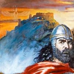 سپاه سپید و سرخ جامگان ابومسلم خراسانی بابک خرم دین