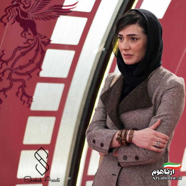 جدیدترین عکس های مینا وحید در اردیبهشت 95 , عکس بازیگران