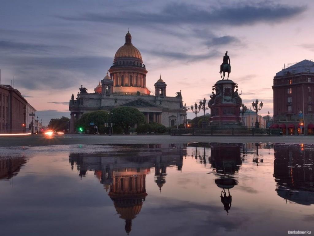 تور روسیه شبهای سفید سن پترزبورگ