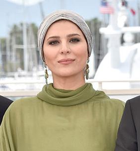 سحر دولتشاهى در جشنواره فیلم کن 2016