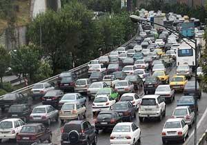 وضعیت محدودیت ترافیکی در جاده کرج چالوس و هراز و فیروزکوه