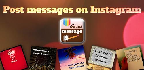 InstaMessage,InstaMessage apk InstaMessage برای اندروید,انستامسنجر برای اندروید,دانلود آخرین ورژن برنامه InstaMessage اینستا مسنجر,دانلود برنامه اینستا مسنجر