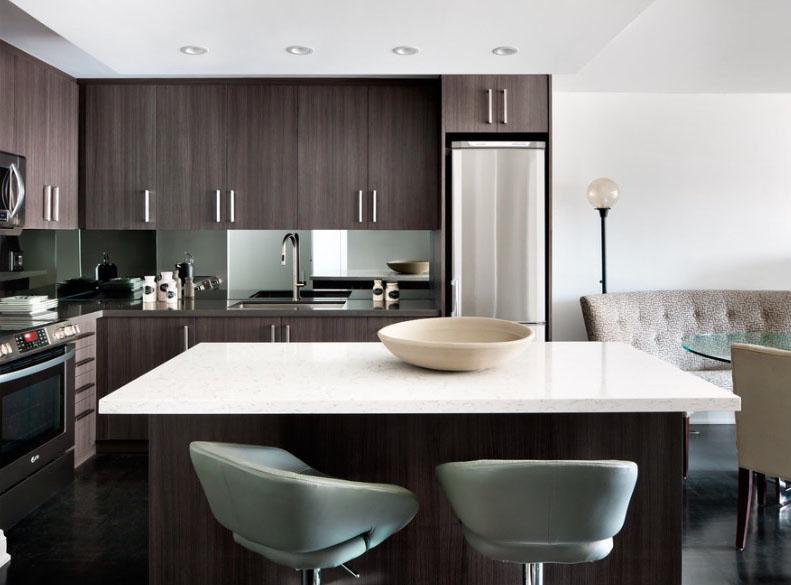 کابینت آشپزخانه ایده هایی برای یک نگاه مدرن