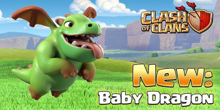 بچه اژدها (Baby Dragon)