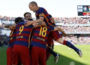 نتیجه خلاصه بازی و گلهای بارسلونا سویا فینال جام حذفی 3 خرداد 95