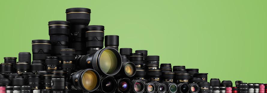 انتخاب لنز دوربین عکاسی