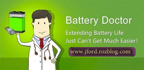 Battery Doctor – دکتر باتری اندروید