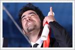 عکس های شهاب حسینی در اختتامیه جشنواره کن