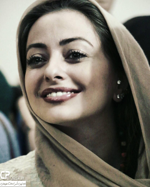 نفیسه روشن در بازديد از موزه پوشاك سلطنتي كاخ سعداباد