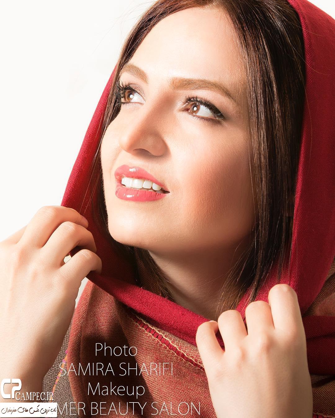 عکس زیبای گلاره عباسی در سال 95