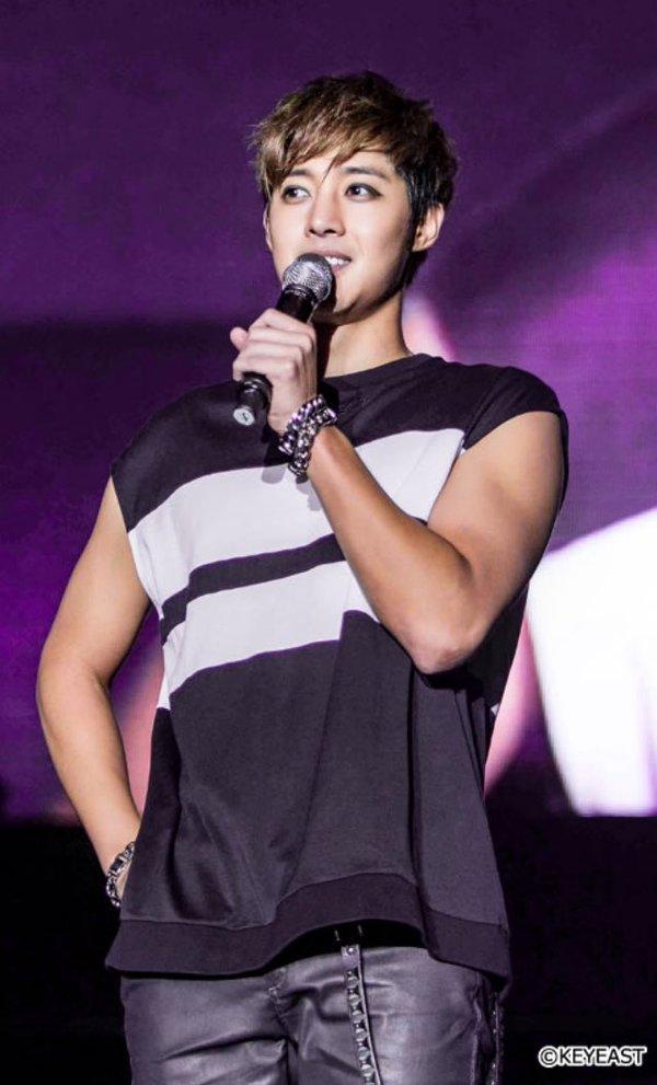[Photo] Kim Hyun Joong Japan Mobile Site Update [2016.05.16]