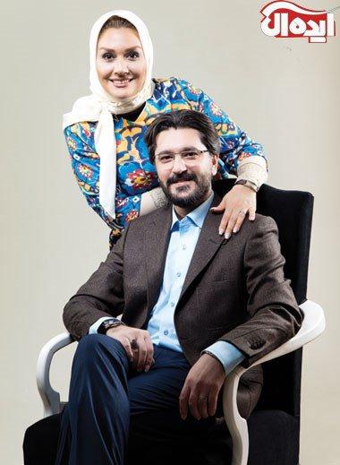 جزئیاتی از ازدواج دوم امیرحسین مدرس با مجری سرشناس !