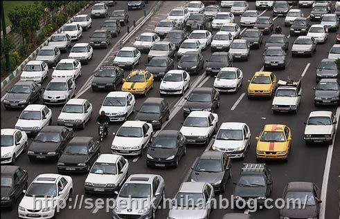 چگونه تمرین ورزشی در ترافیک داخل اتومبیل انجام دهیم ؟