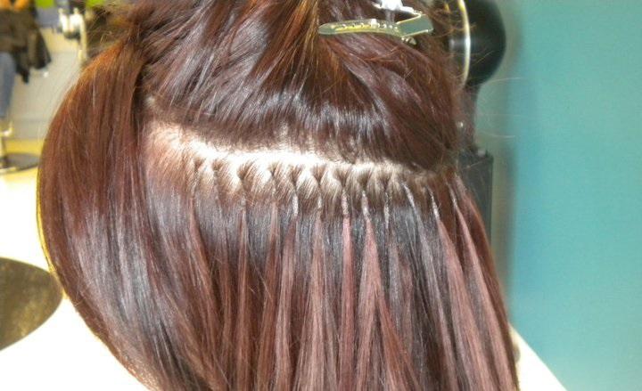 استنشن موی زیبا