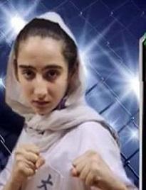 فیلم و جزئیات کتک خوردن دختر ایرانی در قفس بوکس ارمنستان