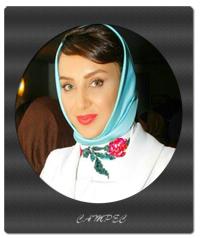 عکسهای سولماز حصاری در مزون لباس