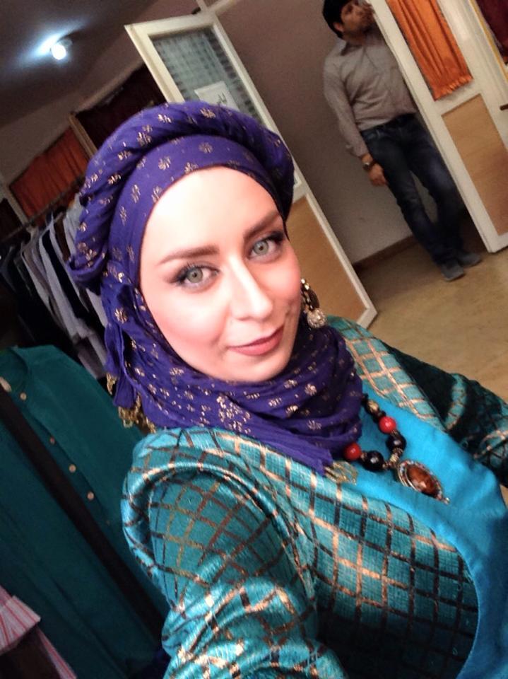 عکس شخصی ماندانا سوری