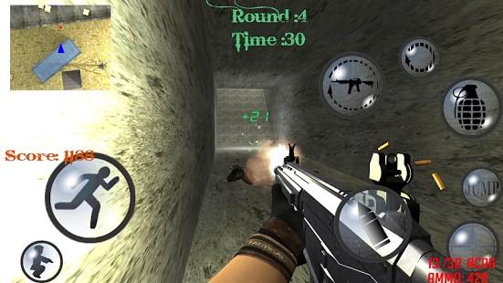 بازی تیراندازی اول شخص | LWP – LAN Multiplayer FPS