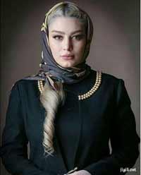 نذری دادن سحر قریشی در نیمه شعبان + عکس , چهره های ایرانی