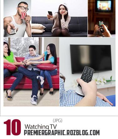 دانلود تصاویر تماشا کردن تلویزیون-download photos waching movie