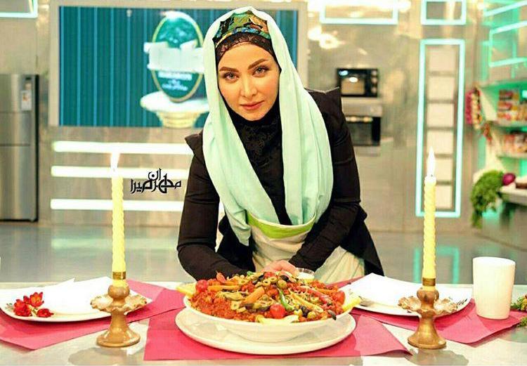 عکس زیبای فقیهه سلطانی