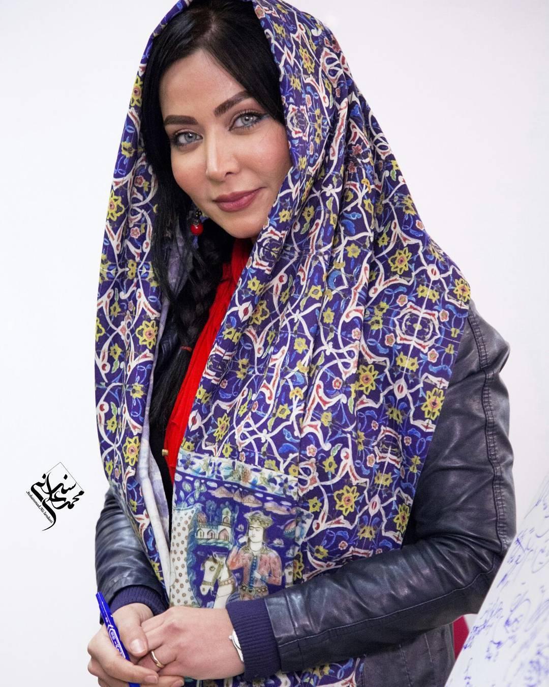 عکسهای شخصی و بیوگرافی فقیهه سلطانی