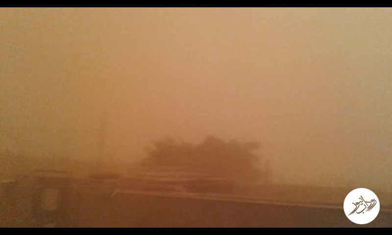 طوفان شن روداب