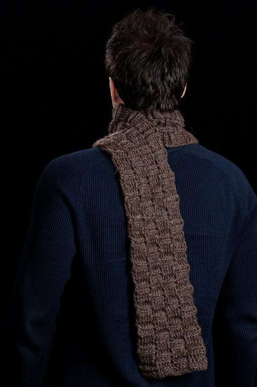 شال گردن مردانه